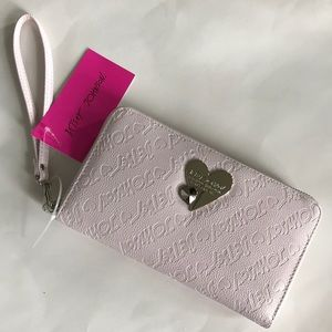Betsey Johnson Wristlet/Wallet
